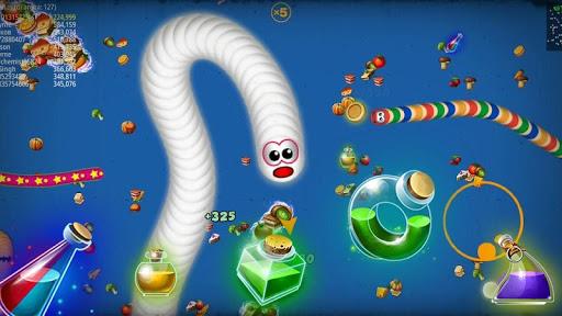 New Cacing.io 2020: Snake Zone Worm Mate Games screenshots 1