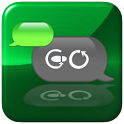Metallic Green theme for GOSMS icon