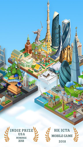 World Creator! (2048 Puzzle & Battle) 2.4.5 screenshots 2