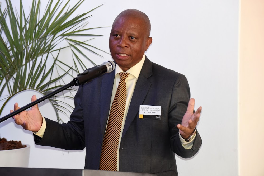 Herman Mashaba: 'I am not a hypocrite' - Business Day