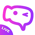 HIGO Video Chat - Meet New People Live Streaming icon