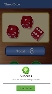 Multiple Dice Game - náhled