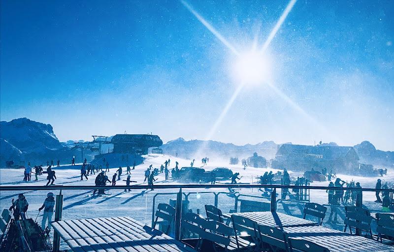 Sparkling snow di Giamma22