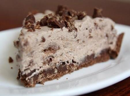 # 1 Grandson's Dessert is Candy Bar Pie, recipe already posted