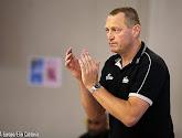 Philip Mestdagh is niet langer bondscoach van de Belgian Cats