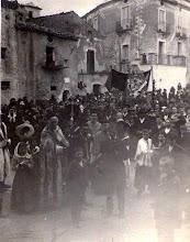 Photo: Processione San Geniale 1901 Collezione Longo-Solimena