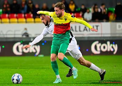 """Enkel lichtpunten bij KV Oostende: """"Deed deugd om weer op het veld te staan"""""""