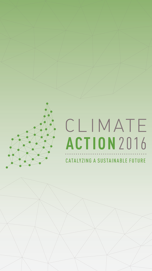 Climate Action 2016 Summit- screenshot