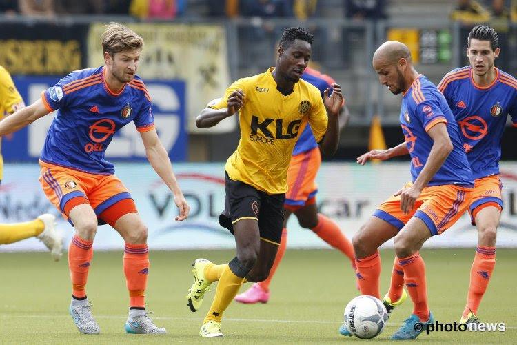Overzicht Nederland: AZ blijft op de sukkel, Feyenoord gelijk