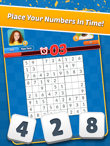 Sudoku Friends - Multiplayer Puzzle Game android2mod screenshots 9