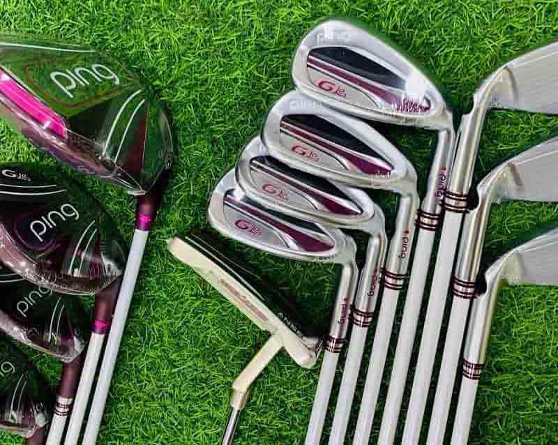 Bộ gậy golf nữ Ping Gle2