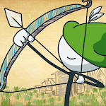 Stickman Archery: Arrow Battle Icon