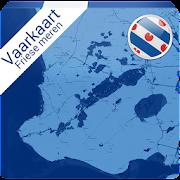 Vaarkaart Friese Meren