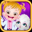 Baby Hazel Pet doctor icon