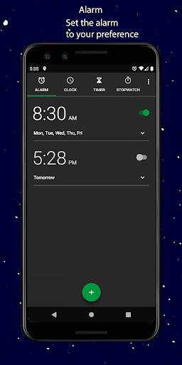 Alarm Clock X - Smart and Reliable Alarm Clock screenshots 1