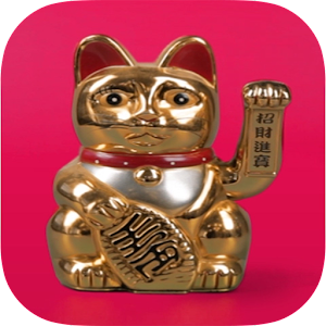 Maneki Neko - Lucky Cat LWP 1.0