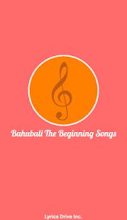 Hit Bahubali Songs Lyrics - náhled