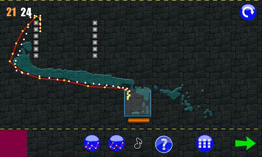 Physics Puzzles: Fill Water Bucket Free 1.0.25 screenshots 1