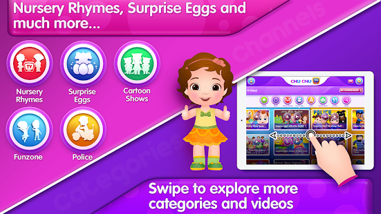 ChuChu TV Nursery Rhymes Pro- screenshot thumbnail