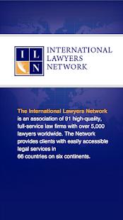 ILN Networking Conferences Ekran Görüntüsü