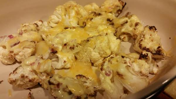 Cauliflower With Tangy Mustard Sauce Recipe
