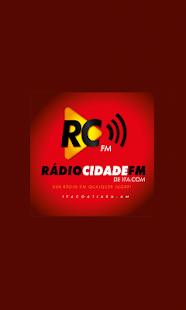 Rádio Cidade FM de ITA for PC-Windows 7,8,10 and Mac apk screenshot 1