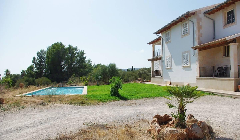 Maison avec piscine et terrasse Son Vida