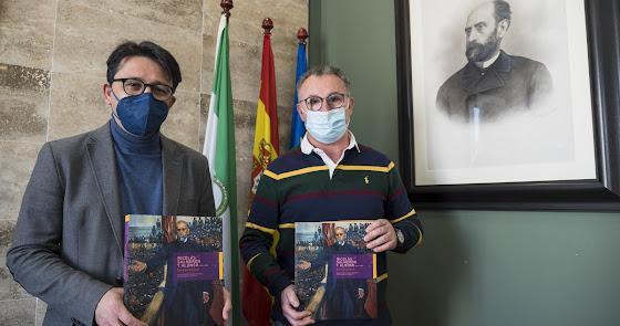 Entregan a Alhama de Almería 200 ejemplares sobre Nicolás Salmerón