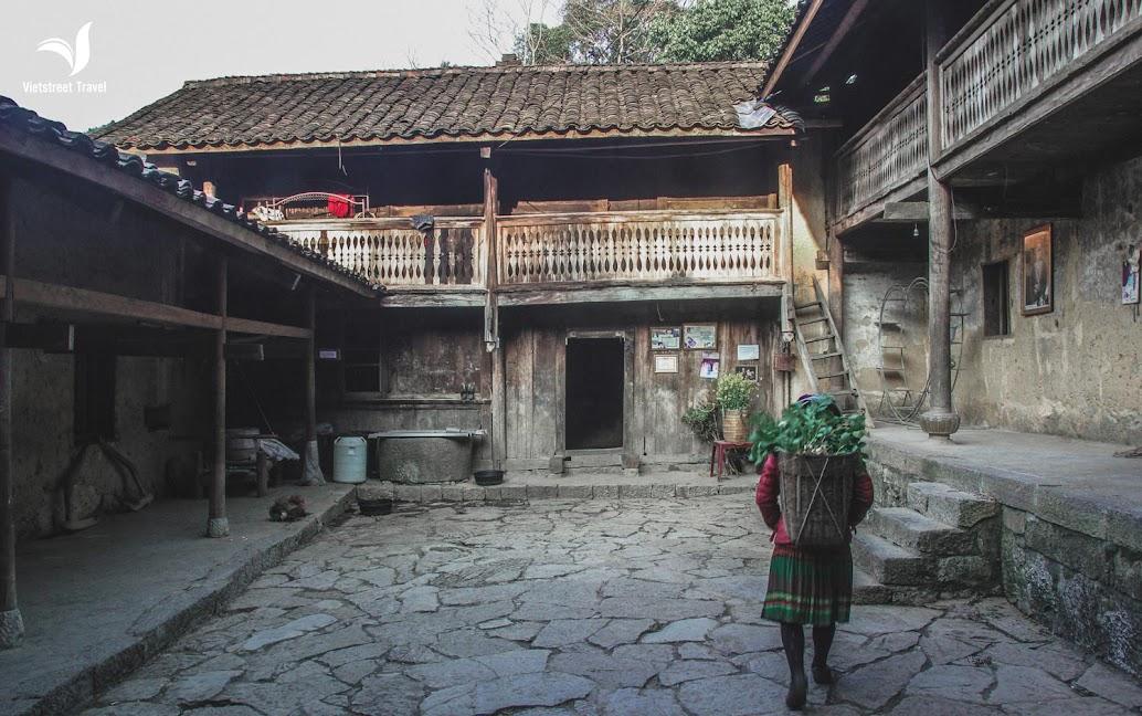 Kiến trúc Nhà của Pao