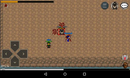 Pereger (MMORPG)  captures d'écran 2