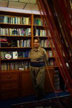 Photo: Nahid Hosseini, poet, journalist, translator, activist, at her home in Koye, South Kurdistan, 2014