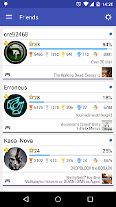 PS Trophies Lite screenshot 1