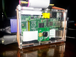 Photo: Point and Shoot Camera RPi
