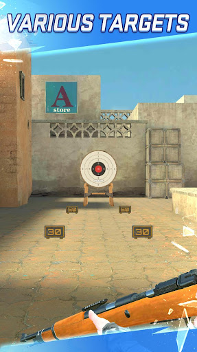 Shooting World 2 - Gun Shooter apkmr screenshots 3