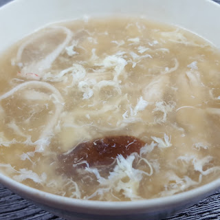 Imitation Shark Fin Soup (仿鱼翅汤)