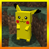 Tải Game Mod Pixelmon for MCPE