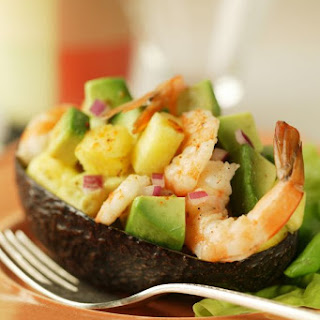 Avocados & Shrimp Are A Tasty Tasty Combo