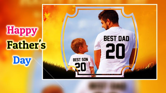 Happy Father\'s Day Photo Frames Cards 2018 - Apps on Google Play