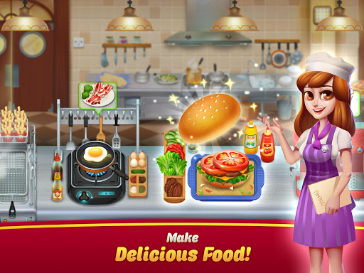 Cooking Queen: Restaurant Rush - screenshot