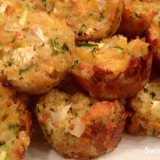 Cheesy Veggie Tots