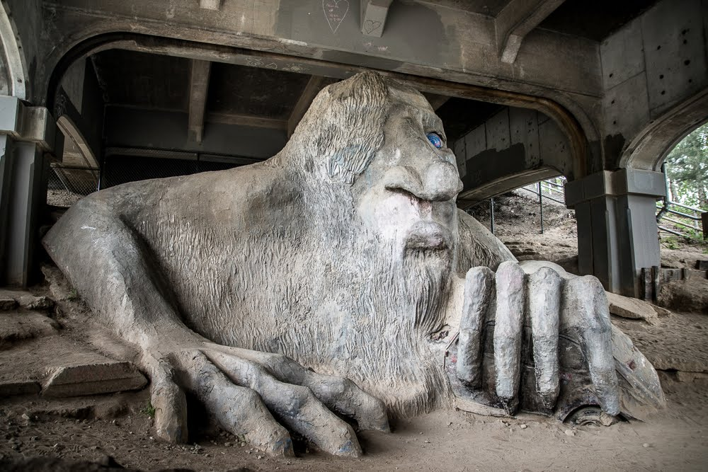 The Troll Seattle