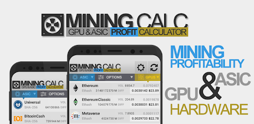 Mining Profit Calculator - What to mine? GPU&ASIC