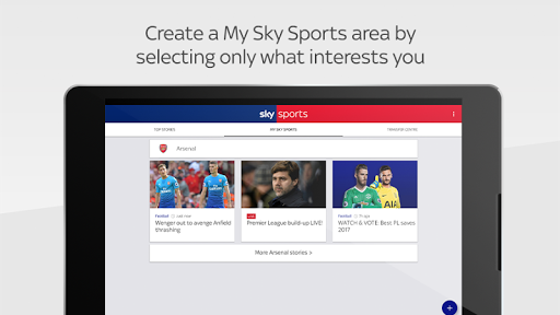 Sky Sports International 1.0.0 screenshots 7