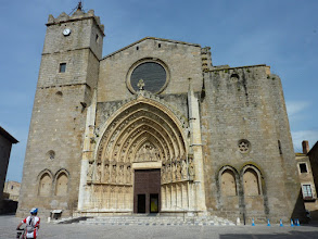 Photo: Eglise de Castello d'Empuries