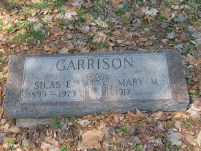 Photo: Garrison, Silas E. and Mary M.