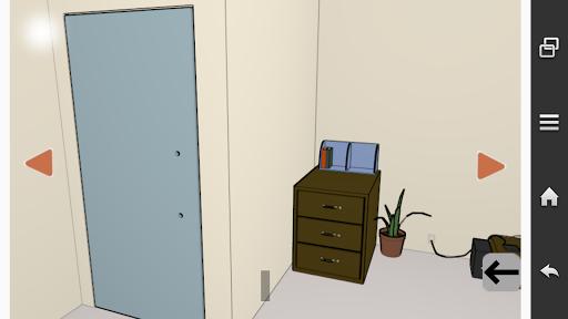 脱出ゲーム:取っ手のないドア