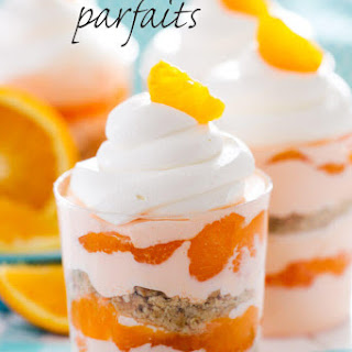 Creamsicle Parfaits