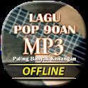 Lagu Pop 90an Offlne icon
