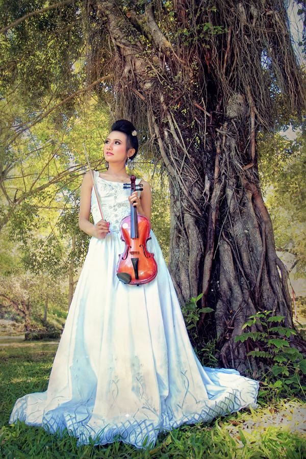 Eviela by Heru Milanesti II - Wedding Bride