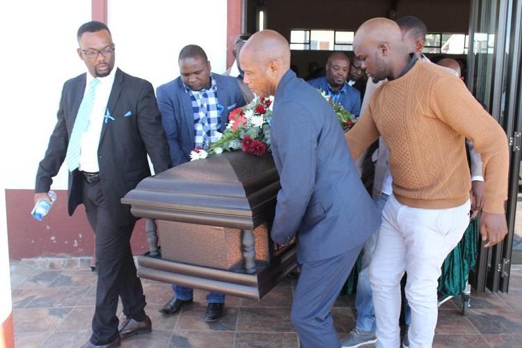Vermoorde DUT-student Sandile Ndlovu ter ruste gelê - SowetanLIVE